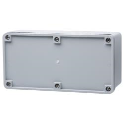 IP 56 Junction Box with Gasket 211 x 108 x 81mm