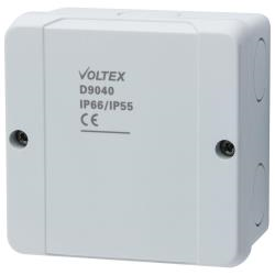 IP66 Junction Box 98 x 98 x 61mm (With Terminals)
