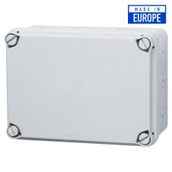 Voltex IP67 (162 x 116 x 76mm) Junction Box with knock-outs