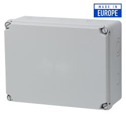 Voltex IP67 (241 x 180 x 95mm) Junction Box with knock-outs