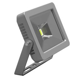 Compact LED Flood Light 10W Warm White 3000K 90° IP66