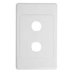 Switch Plate 2 gang-Original