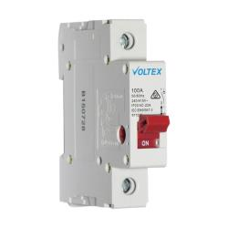 1 Pole Isolating Switch 240V Single Phase 100A