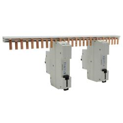 14 module wide Isolated Busbar to suit Voltex Single Module RCBO's