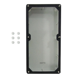 Voltex Two Gang Mounting Enclosure Lid