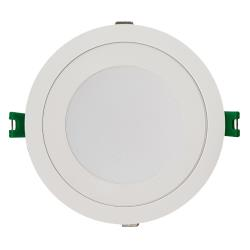 Adaptor Flange 110-130mm (Suits Voltex Monaco LED Downlight)