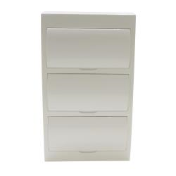 Switchboard Surface Mounting 36 Way - White Door