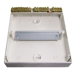 Switchboard, Surface Mounting 8 way